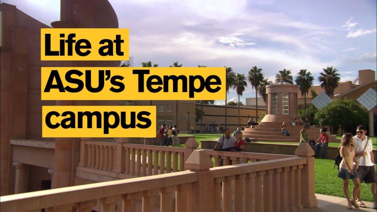 Pin On Arizona State University Tempe Campus
