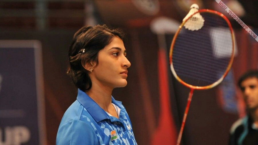 Ashwini Ponnappa....most talented Badminton player