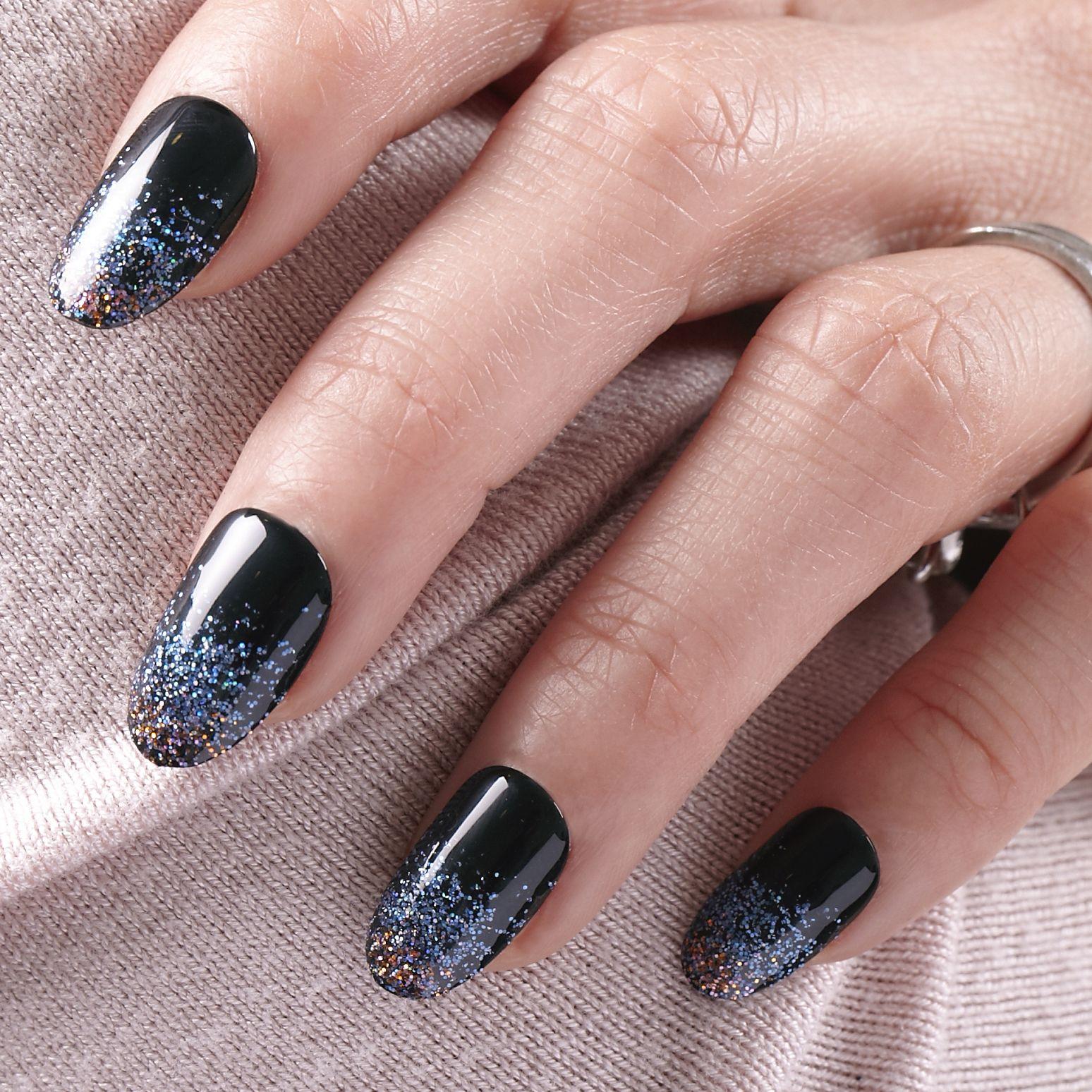 Oval Gel Fantasy Nails!   What\'s Your Gel Fantasy?   Pinterest ...