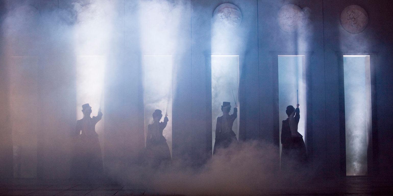 Walküre - Staffan Valdemar Holm - Royal Swedish Opera, 2016