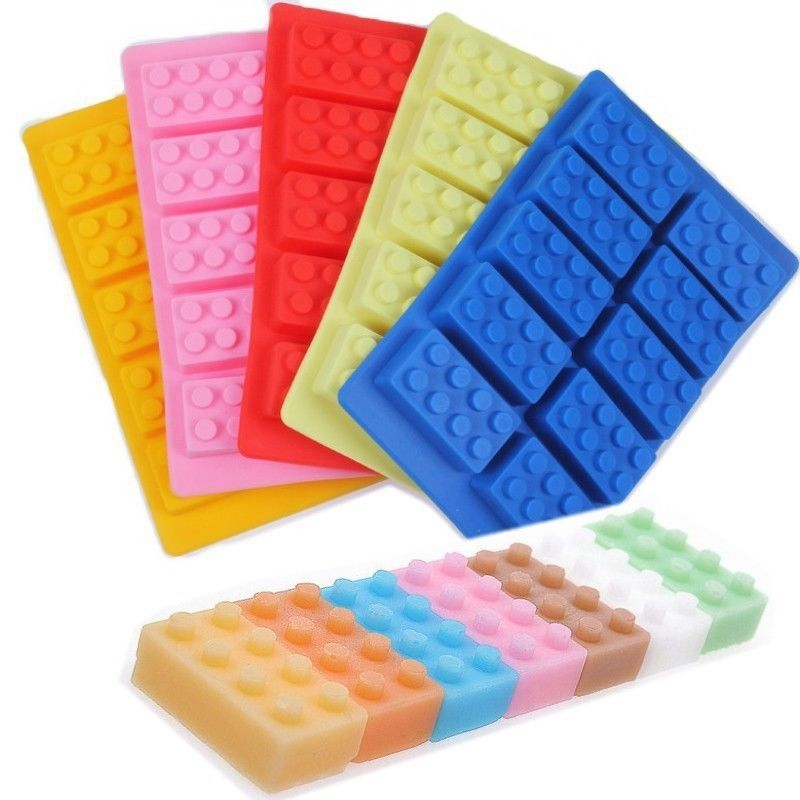 Silicone Chocolate Block Mould DIY Blocks of Chocolate Chocolate Maker Mold