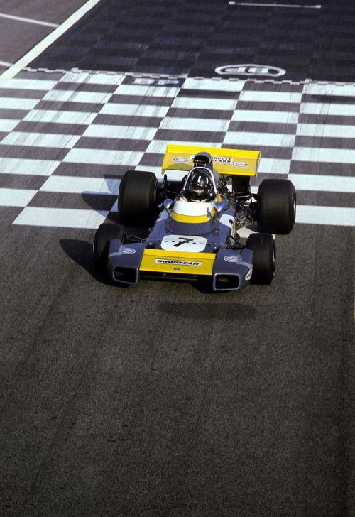 1971, Frankreich GP, Le Castellet, Graham Hill, Brabham