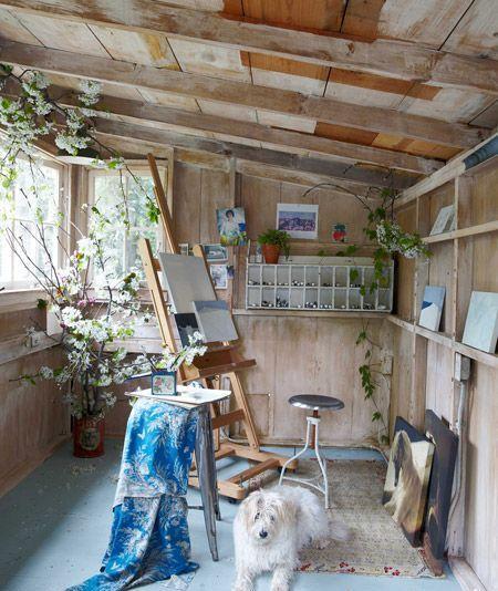 Google search pinterest atelier - Cabane jardin atelier besancon ...