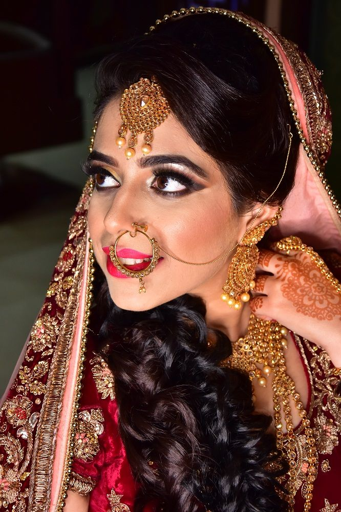 Best Makeup Artist in Ludhiana Simple Make Up Steps for