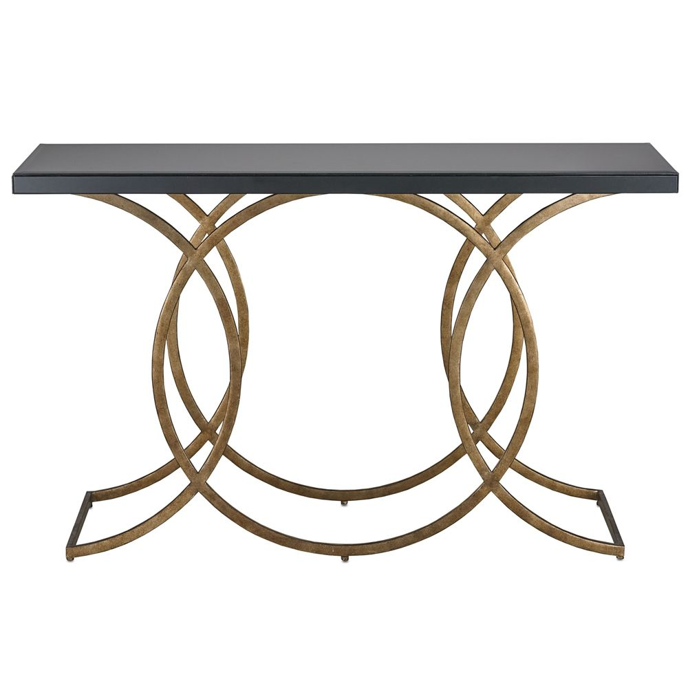 Furniture Console Tables Chanel Black Top Console Table Console Table Black Console Table Black Accent Table