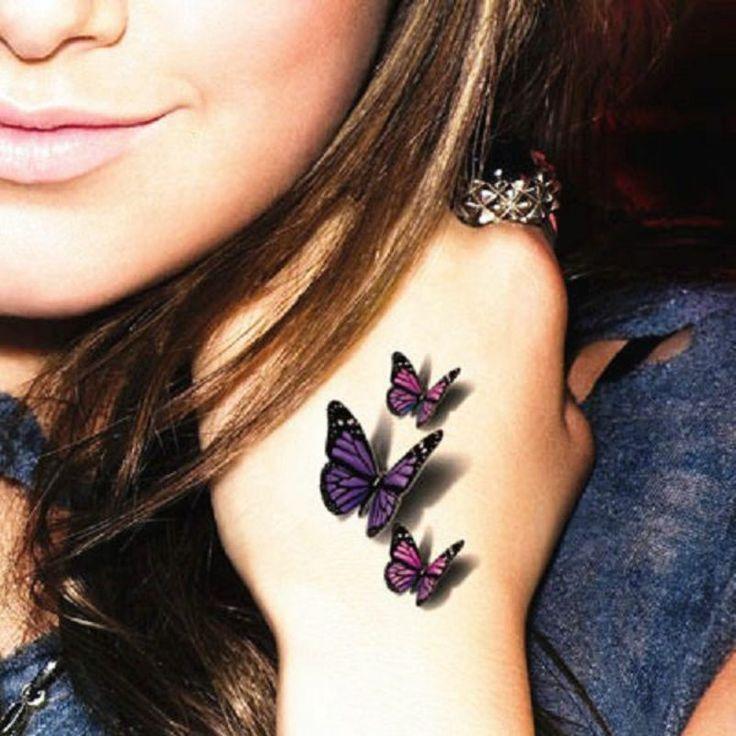 3D Tattoo: realistic tattoo ideas for women and men - Tätowierung für Frauen