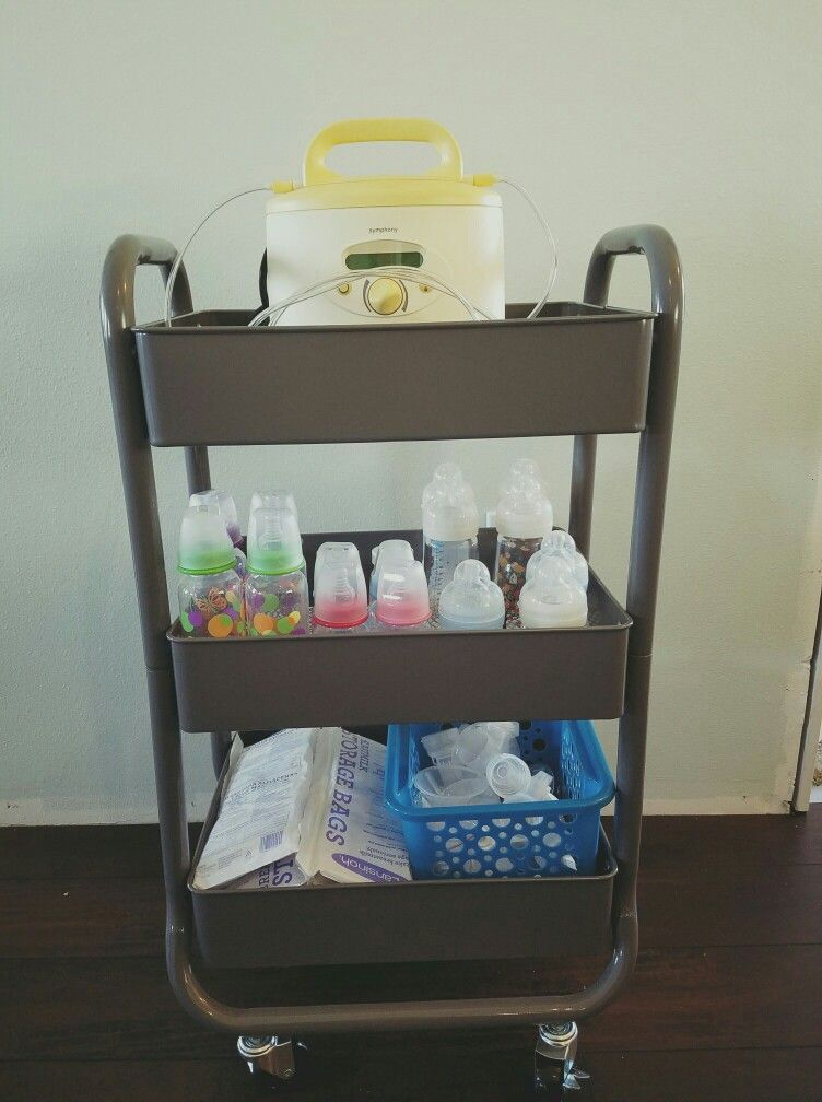 Baby Bottle Organization Kitchen Storage Ideas