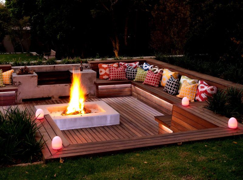 Fire Pits Ideas For A Comfortable Gathering Place Outdoor Fire