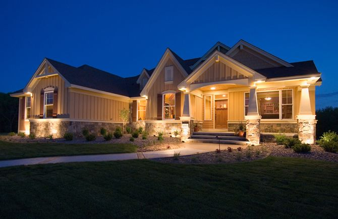 Dramatic Lighting And Texture Neutral Exterior Cape Cod Emphasized Texture Ho