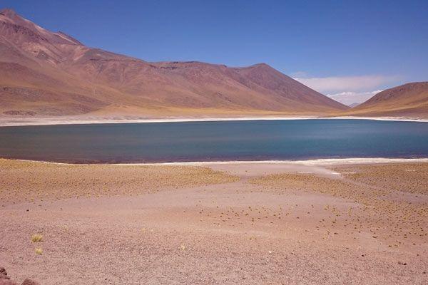 Lagoas de San Pedro do Atacama