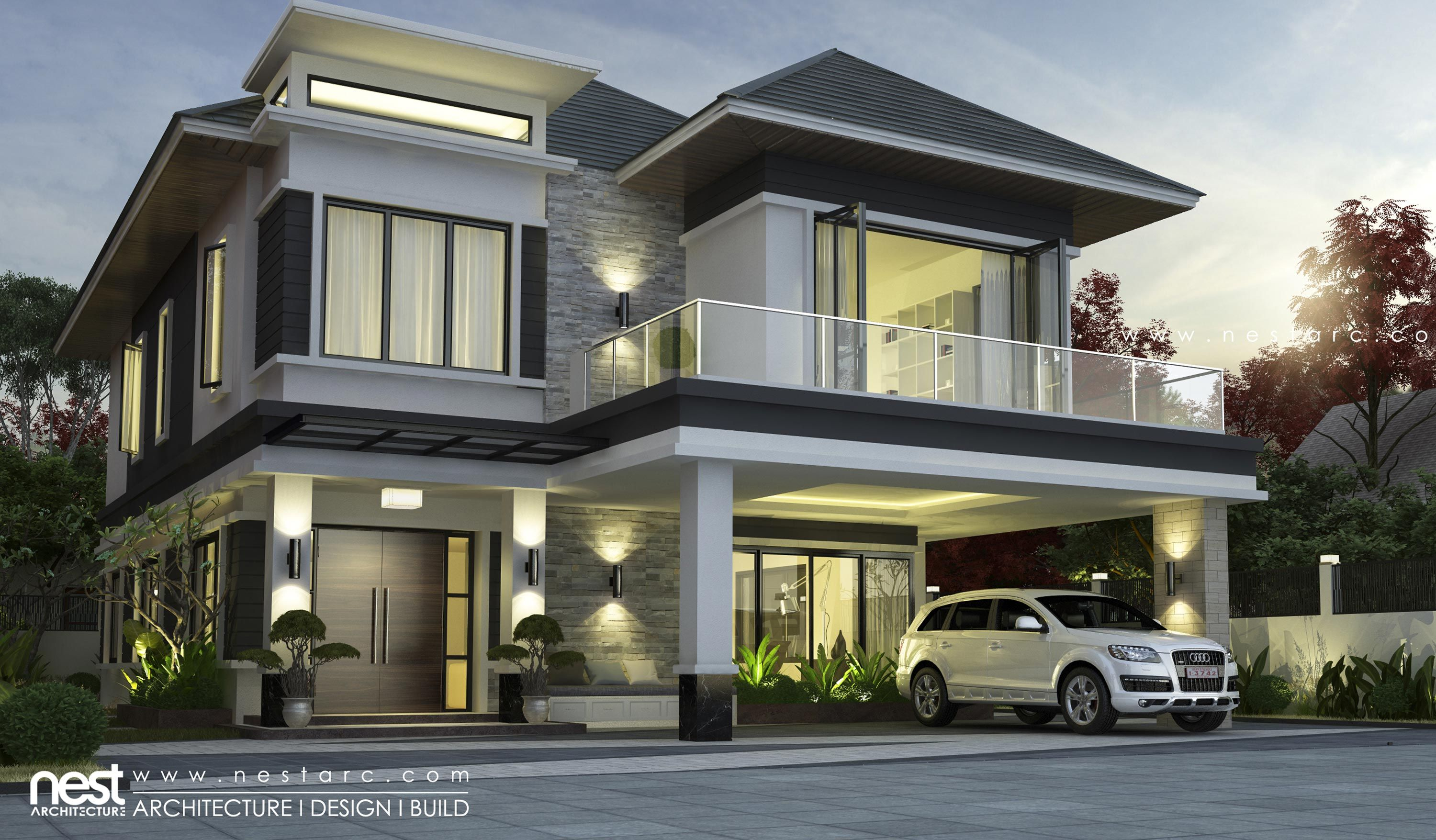 Modern Architecture House Villas Design - Fresh Modern Architecture House Villas  Design, Architecture Architecture Ultra Modern Home Designs Appealing