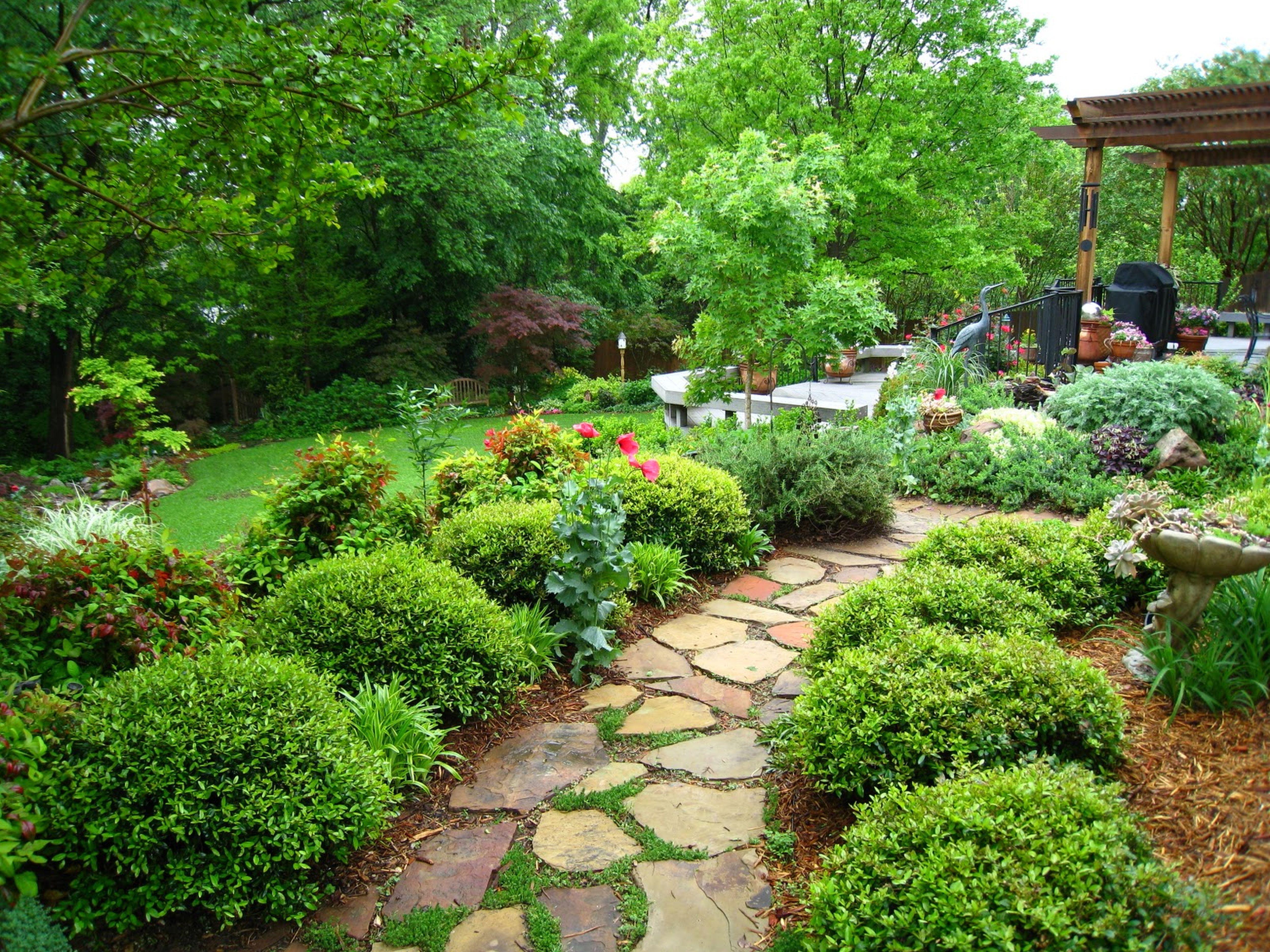 Httpcdnlapprcomimagesgardenideasxbackyard - Backyard gardens ideas