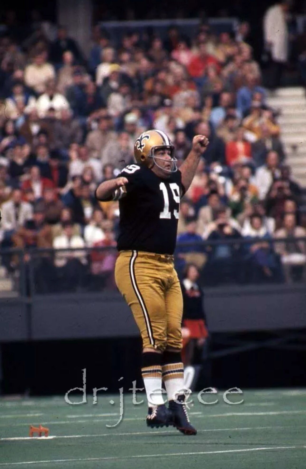 Tom Dempsey New Orleans Saints National Football League