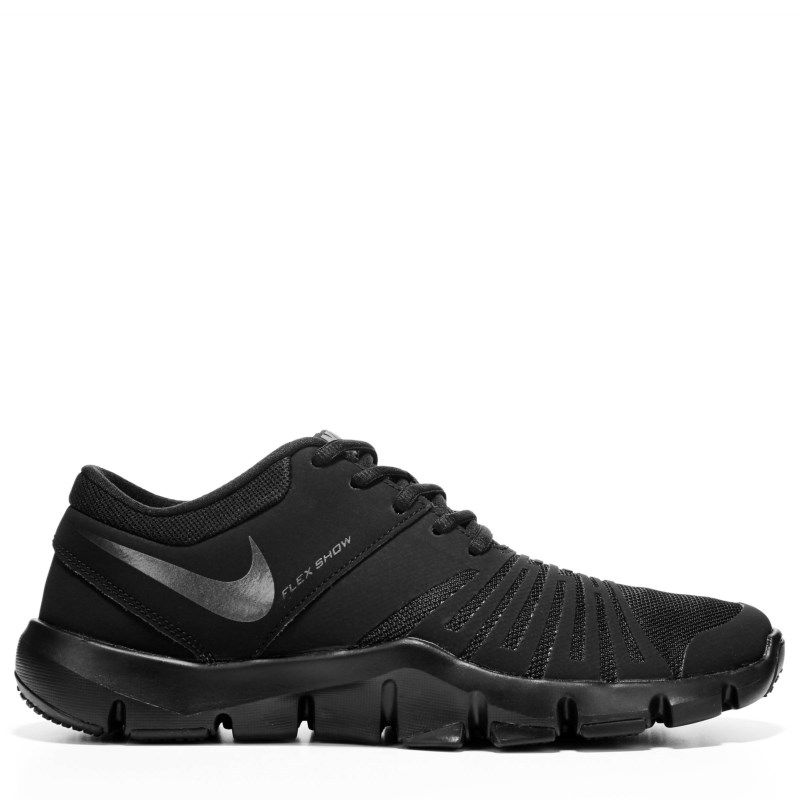 b99466937331f Nike Men s Flex Show TR 5 Training Shoes (Black Grey) - 12.0 D