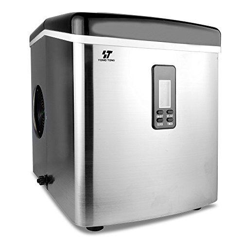Yongtong Countertop Portable Ice Maker Review Portable Ice Maker