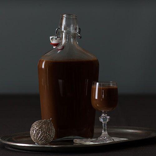 Chocolate Liqueur | Recipe | Chocolate liqueur, Fruity ...