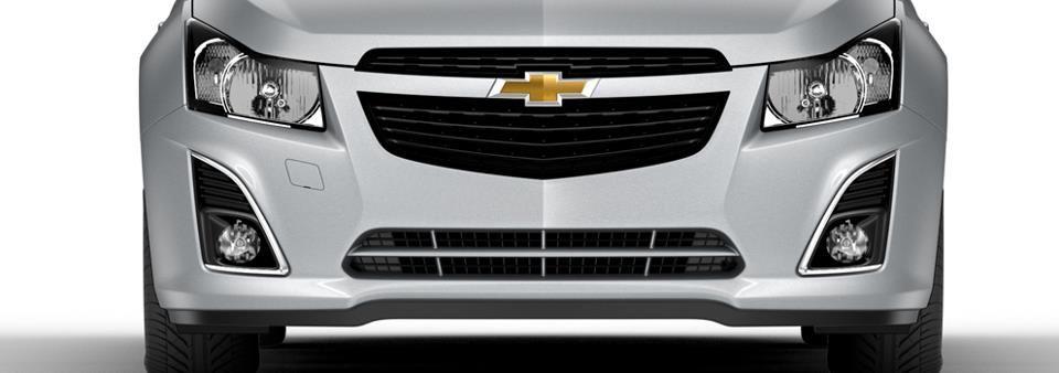 Chevrolet Cruze Pasajeros