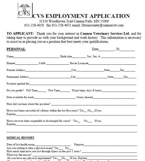 Best Images About Job Application Forms On   Toys R