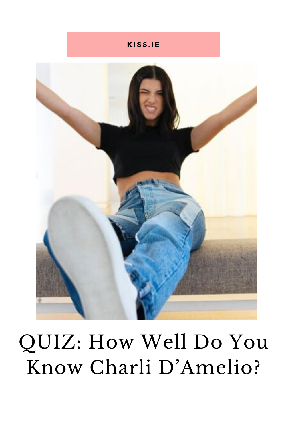 Quiz How Well Do You Know Charli D Amelio In 2021 Quiz Quizzes Did You Know