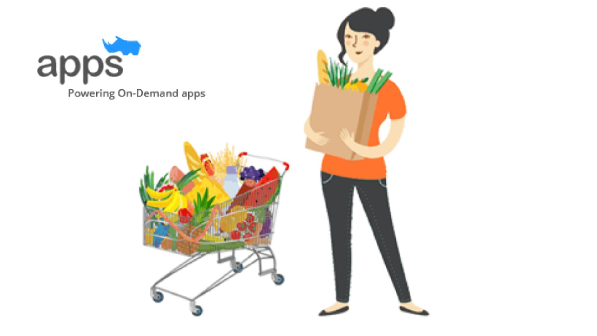 Grocery App Development Company in 2020 App development