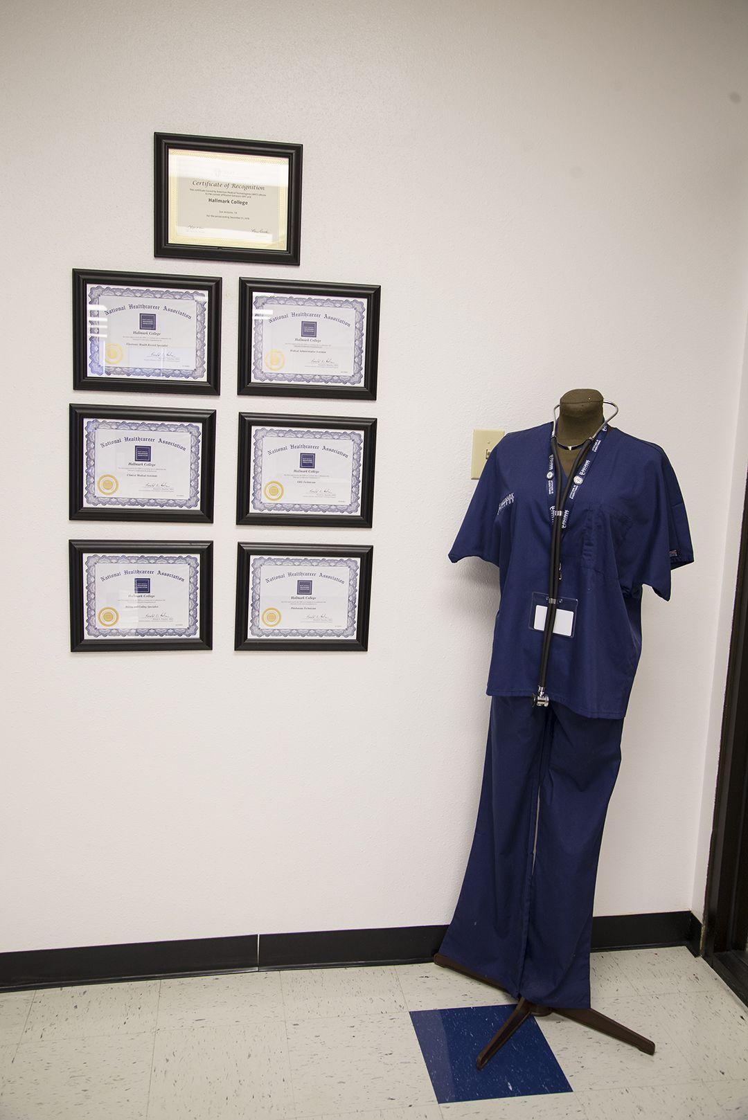 Hallmark Medical Uniform Nursing programs, Medical