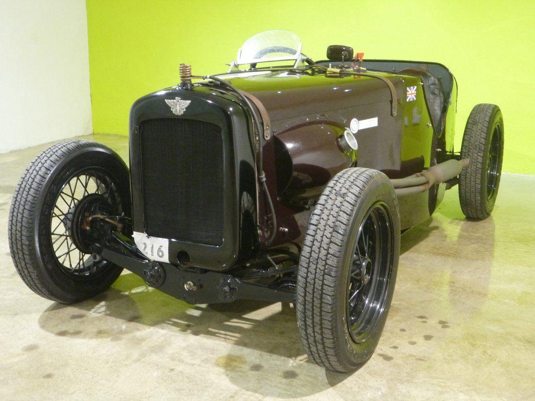 1930 Austin 7 Ulster Racing Car Road Registered Sold Austin