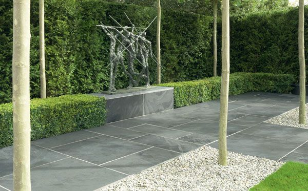 Ardezo - dalles de terrasse en pierre naturelle I Marshalls ...