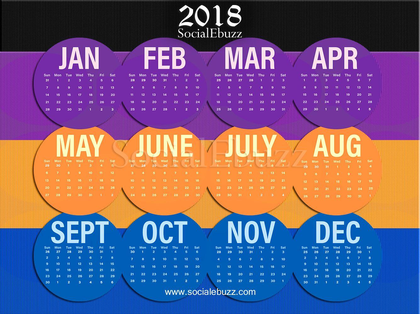 Best Free Dating Websites 2018 Calendar