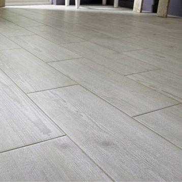 Carrelage Interieur Bayur En Gres Emaille Cendre 17 5 X 50 Cm Flooring Tile Floor Interior Design