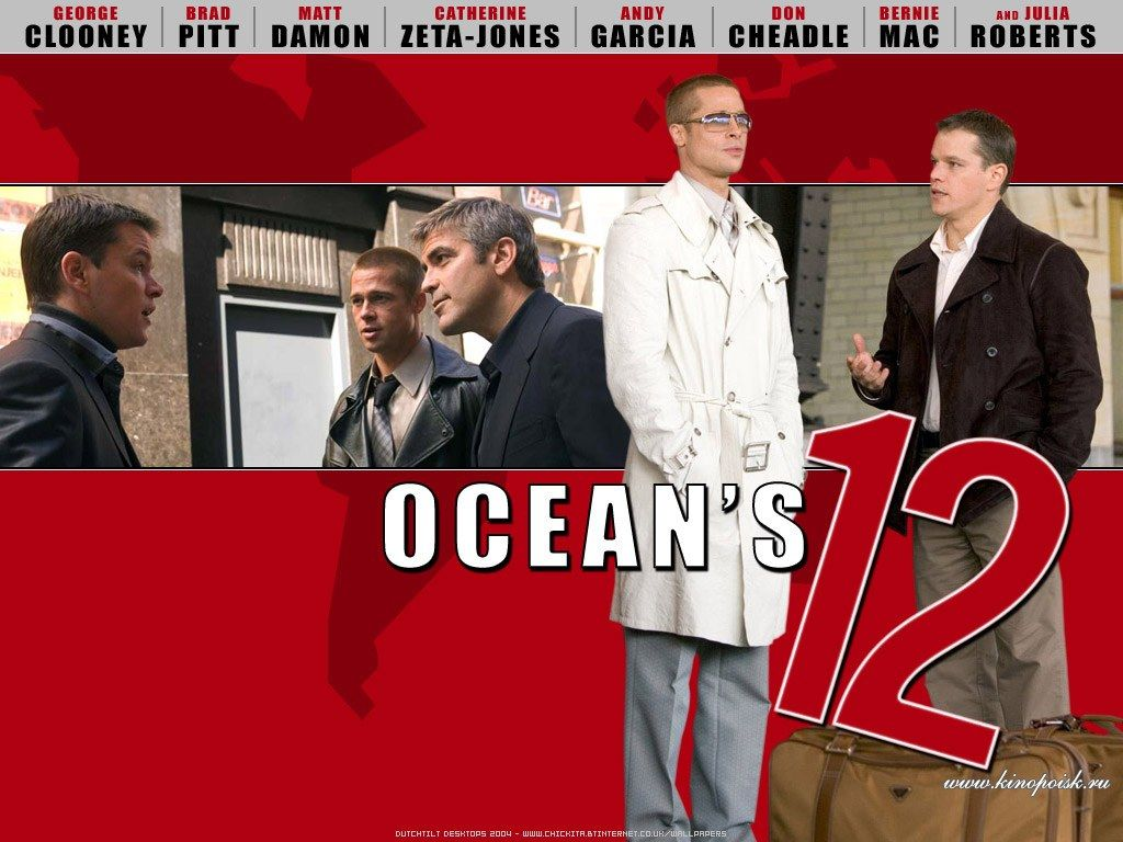 Ocean's twelve - gratis skrivebord bakgrunner: http://wallpapic-no.com/filmen/ocean-s-twelve/wallpaper-33352