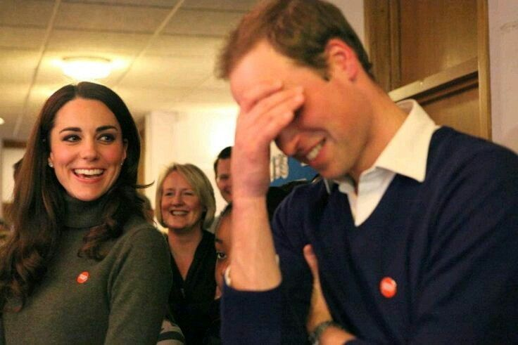 So darn cute together! William and Catherine attend a reception during a visit to Centrepoint's Camberwell Foyer on December 21, 2011 in London, England.