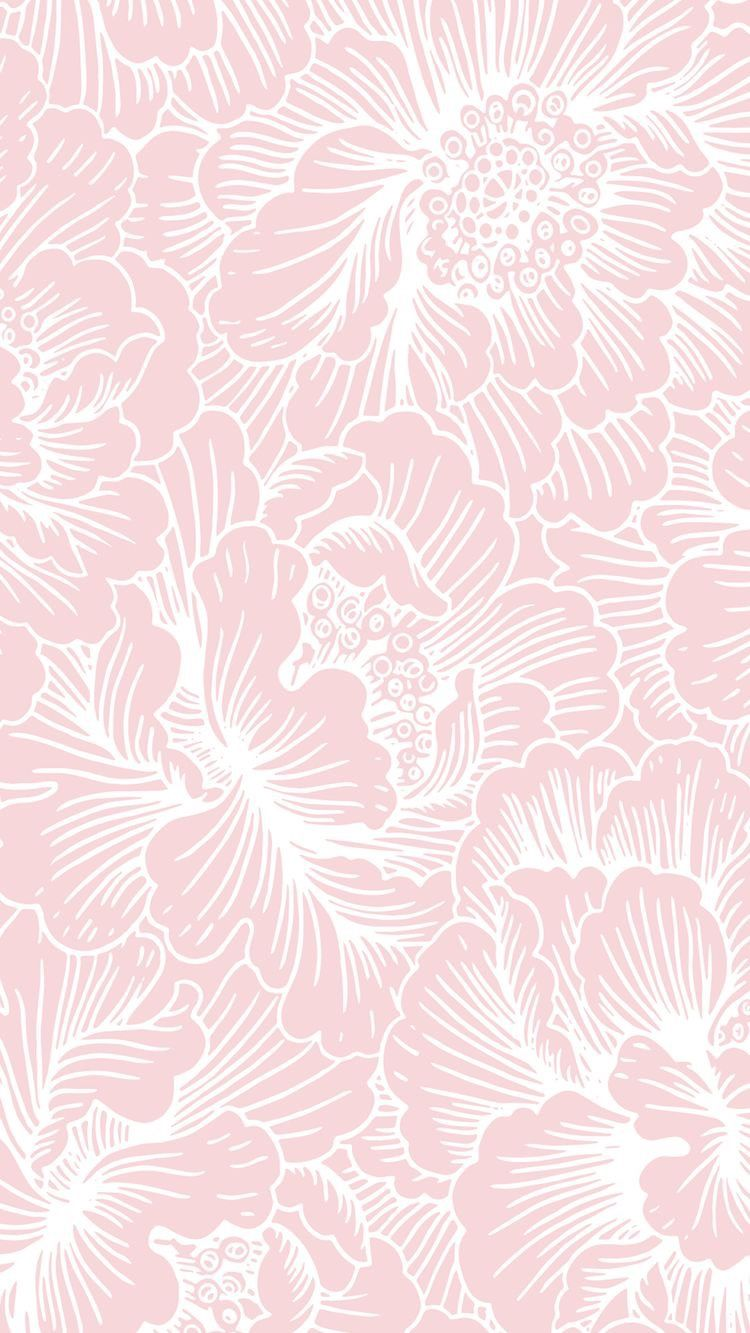 Pinterest Brittttx0 Sfondi Pink Wallpaper Flower