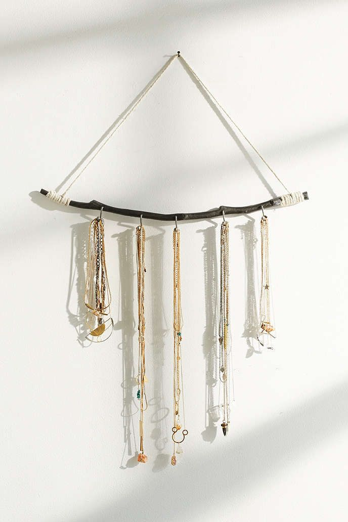 Magical Thinking Hanging Branch Jewelry Stand Jewelry stand