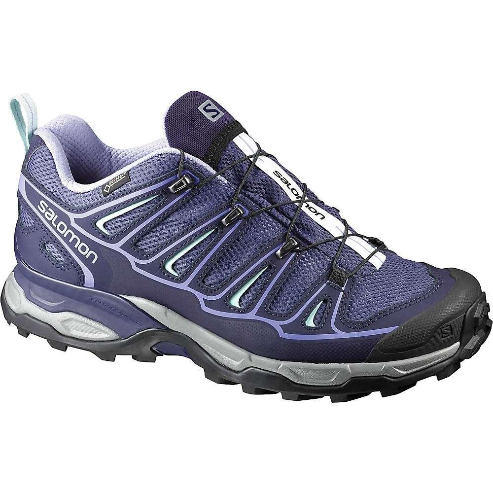 SALOMON X ULTRA 2 GTX Hiking Shoe Women's Size 8, Grey