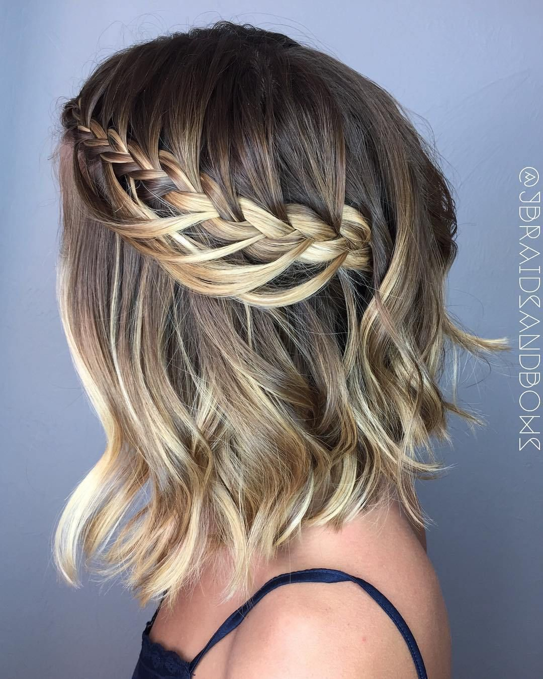 70 Perfect Medium Length Hairstyles For Thin Hair Prom Hairstyles For Short Hair Medium Length Hair Styles Hair Styles