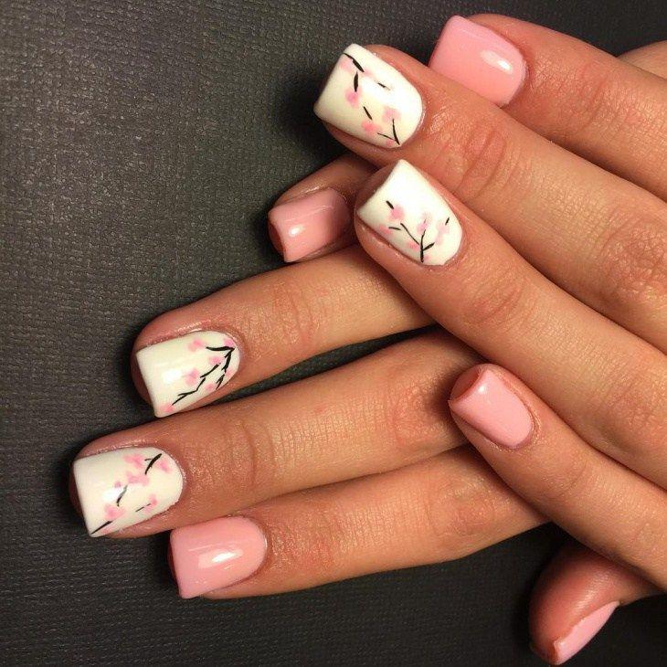 80 Gel Nails Art Polish Hd Photos 2018 Pinterest