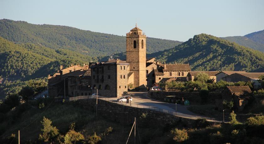 El Pueyo de Araguás (Huesca)