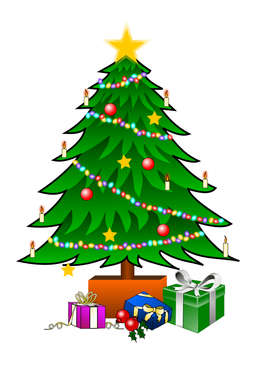 Images Of Xmas Tree Imagesofxmastree Christmas Tree Clipart Christmas Tree Images Christmas Tree With Presents