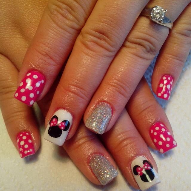 Uñas mimi | Nails | Pinterest