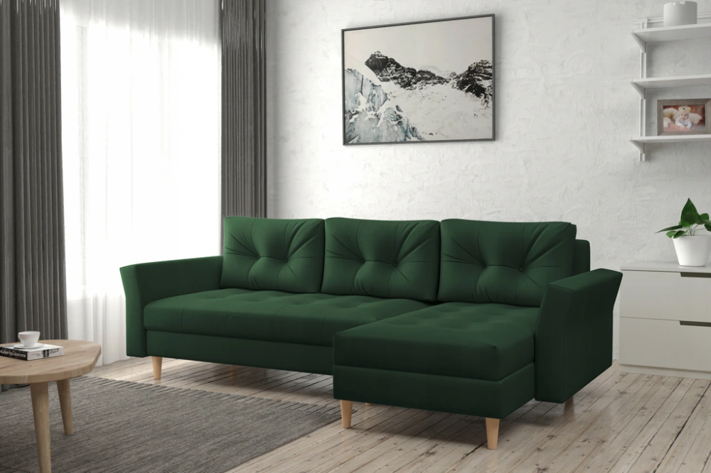Naroznik Scandi I Styl Skandynawski Bonell Rogowka 8540382362 Oficjalne Archiwum Allegro Home Furniture Home Decor