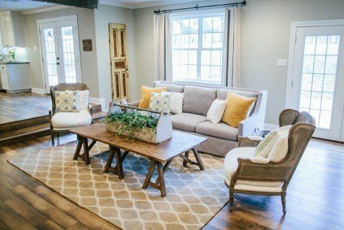 Paint Colors Featured On Hgtv Show Fixer Upper Farmhouse Style