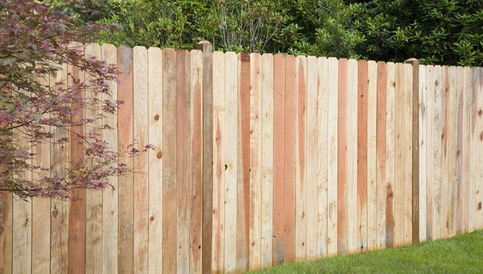 wood privacy fence diy fence backyard fences fenced yard fence ideas