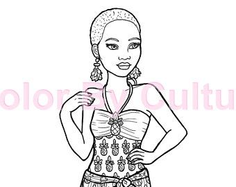 fashion coloring book spring fashions printable coloring book volume 2 cute spring fashions teen coloring book adult coloring book - Fashion Coloring Pages 2
