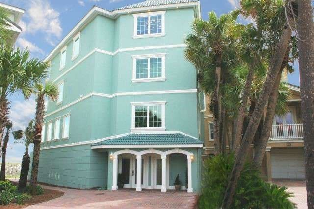 house vacation rental in destin area from vrbo com vacation rh pinterest com