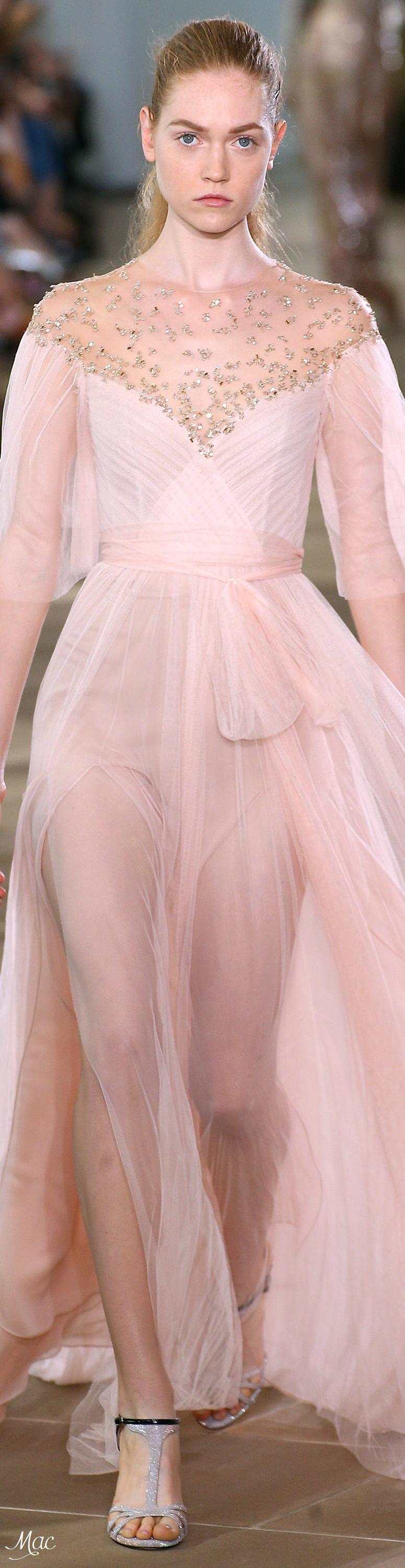 Spring 2017 Ready-to-Wear Monique Lhuillier | details | Pinterest ...