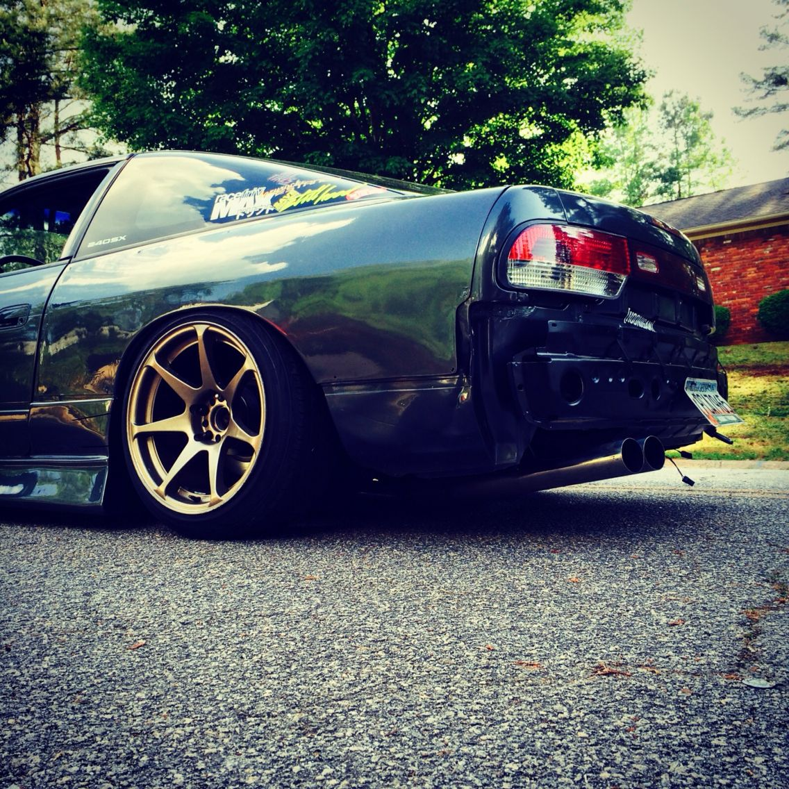 240sx Mb Battle Wheels Nissan 240sx S13s14s15 Silvia Jdm Cars