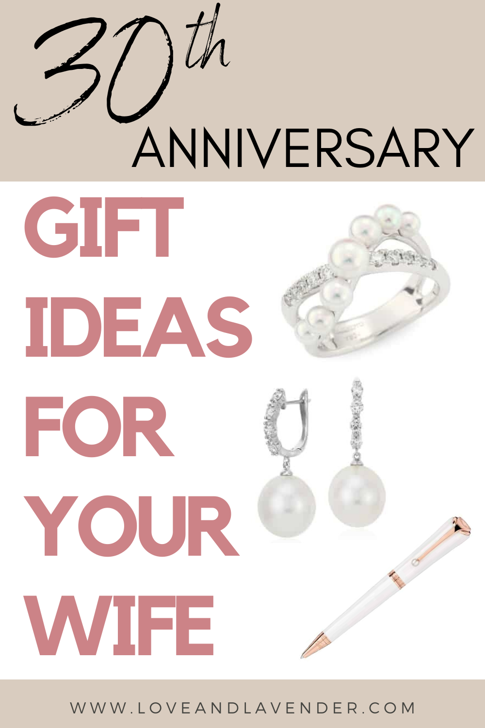 Pin on Anniversary Gifts for Her