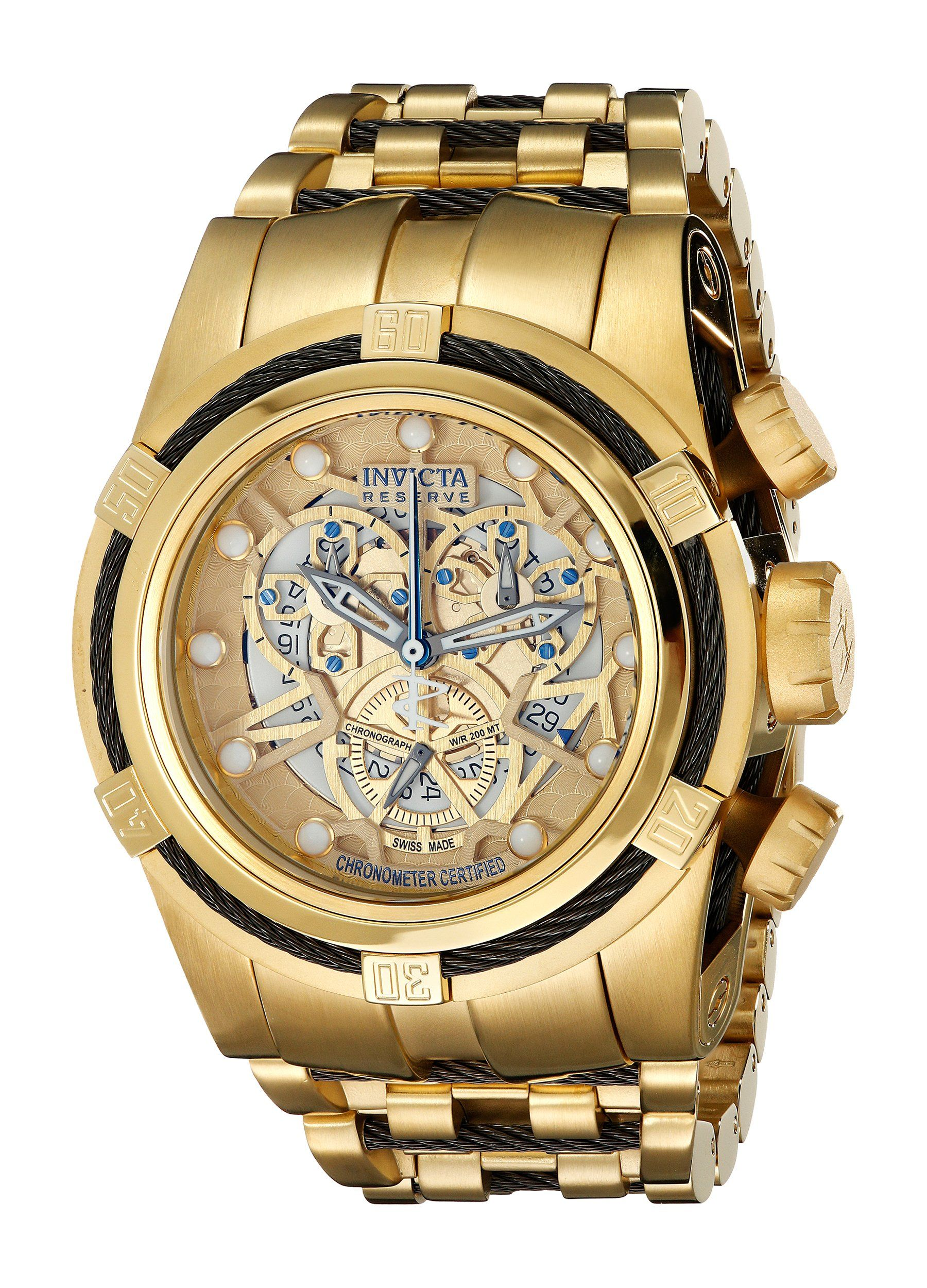 michael runway watchshop golden ladies watches chronograph dial kors com watch