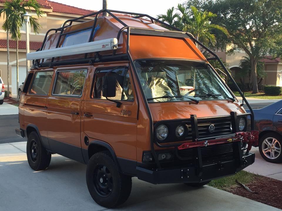 Image Result For Vanagon Naht Rack Vw Transporter Camper Vw Vanagon Vw Van