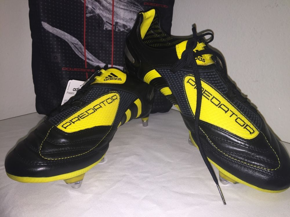 the latest 00824 d1a2d adidas Predator 2010 World Cup X TRX SG Soccer Shoes Size 12 UK 11.5.